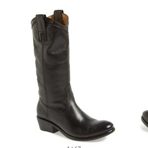 Frye Carson pull-on mid-calf boot